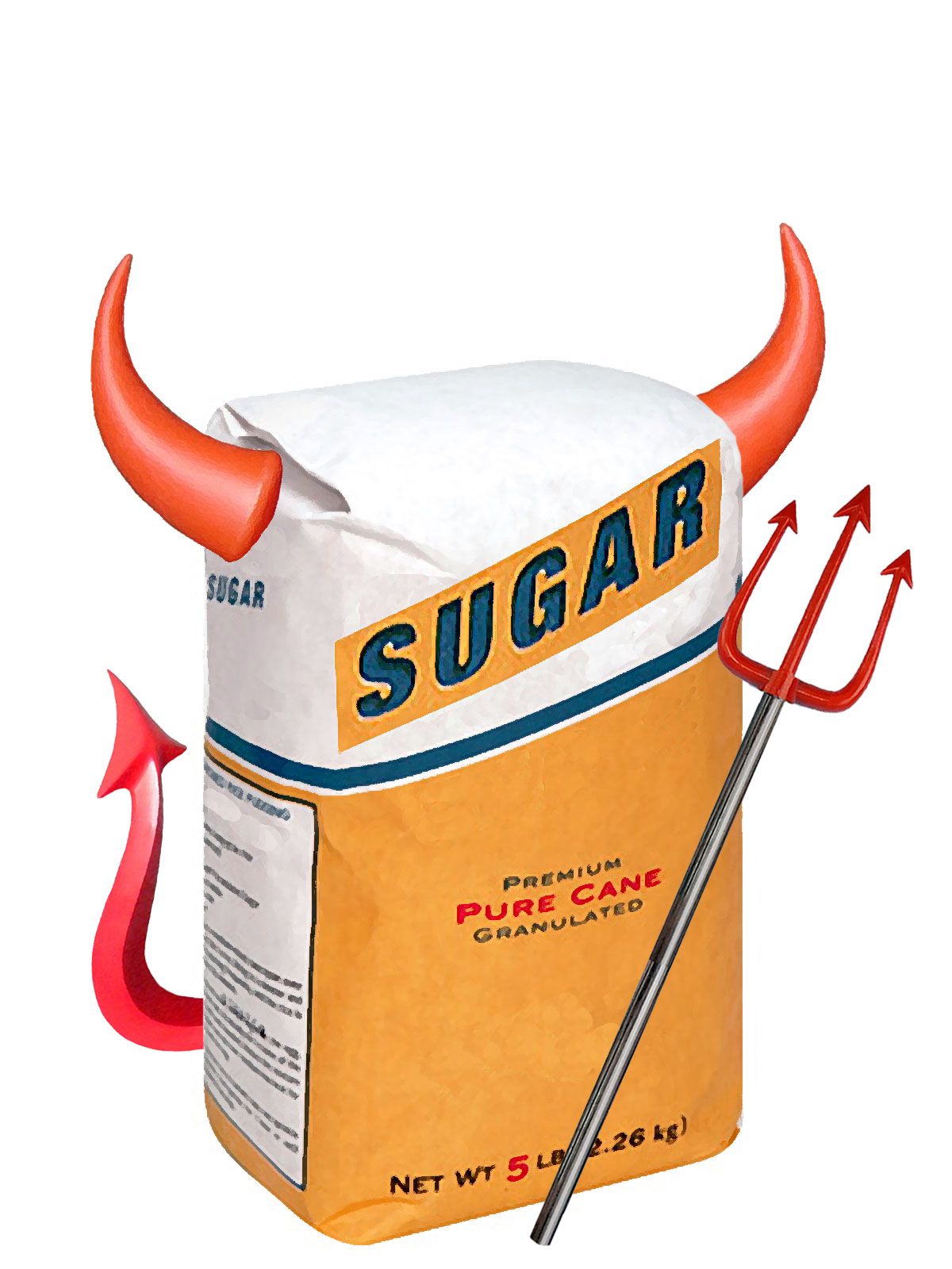 Is Sugar Really The Bad Guy?