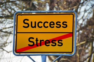 is there a downside to stress