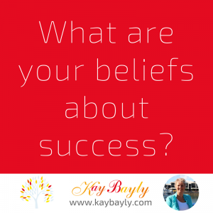 What are your beliefs about success