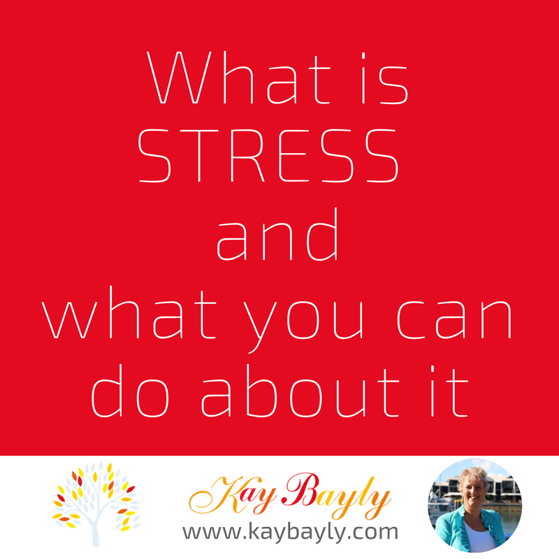 What is stress and what you can do about it