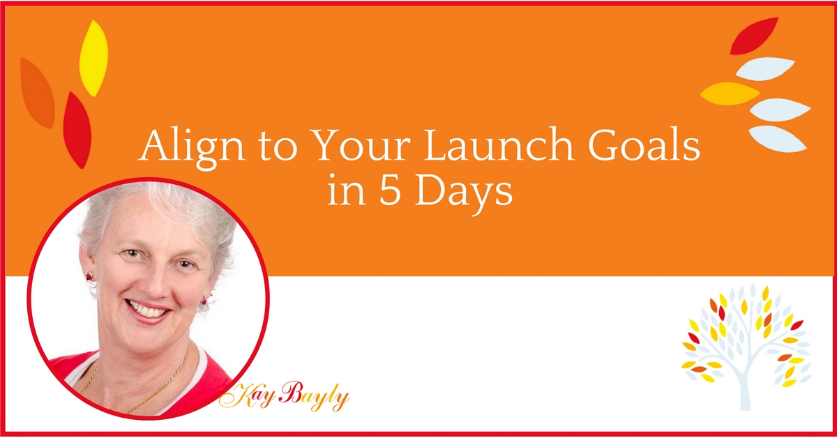 Align to Your Launch Goals in 5 Days