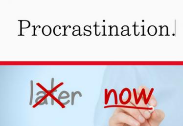 7 Steps to Conquer Procrastination using EFT