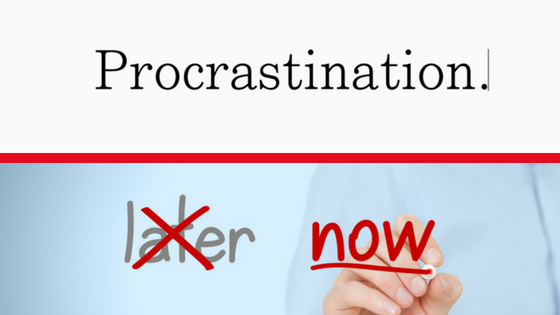 7 Steps to Conquer Procrastination using EFT